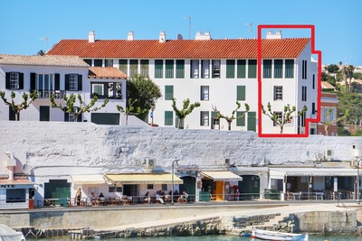 1365: Terraced House in Es Castell