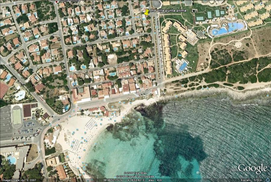 Villa Punta Prima Alicante