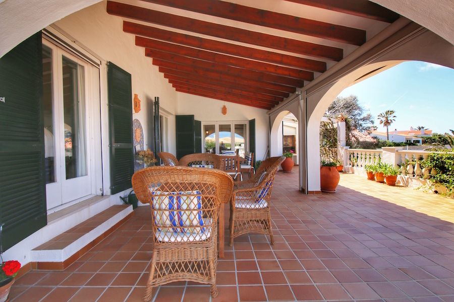 4 Bedroom Cala Llonga Villa