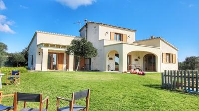 1866: Villa in Es Castell