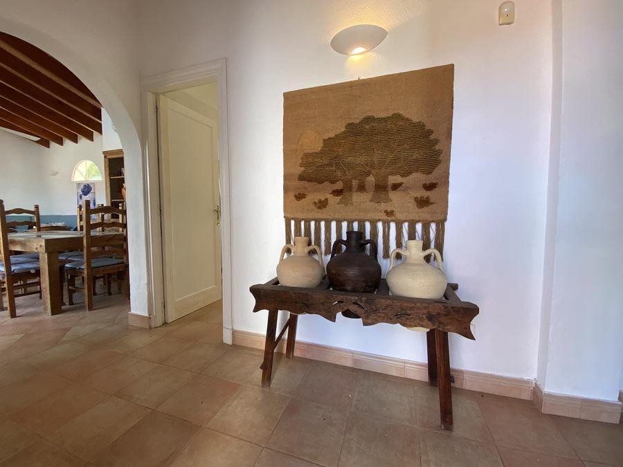 For sale Binibeca Villa