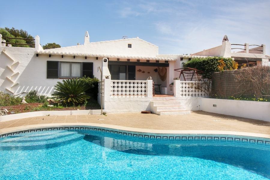 Villa For sale Binibeca