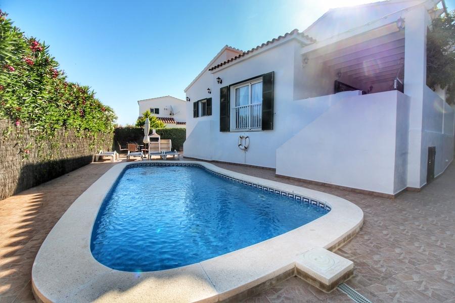 Puerto de Addaya Menorca Villa 450000 €