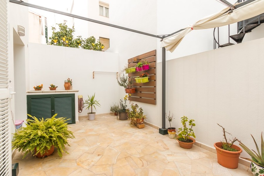 3 Bedroom Es Castell Town House