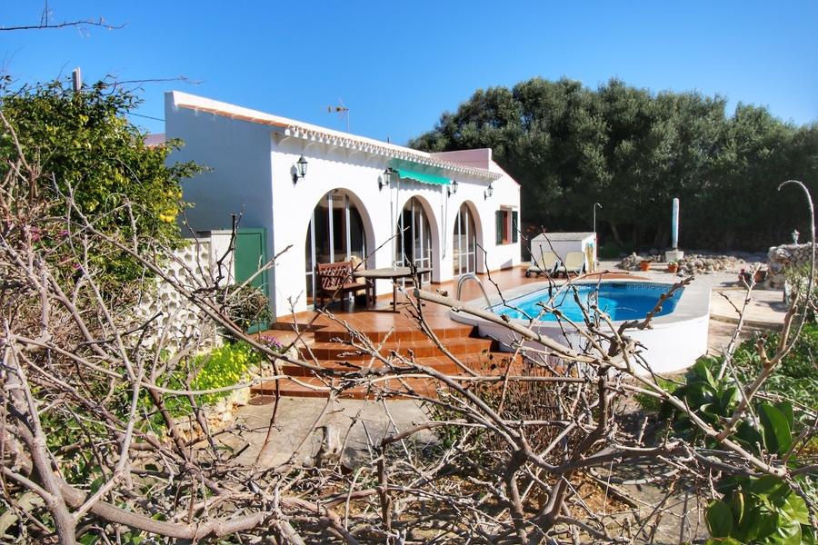 Trebaluger Menorca Villa 339000 €