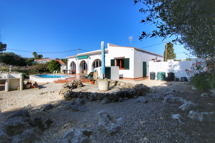Menorca Villa Trebaluger
