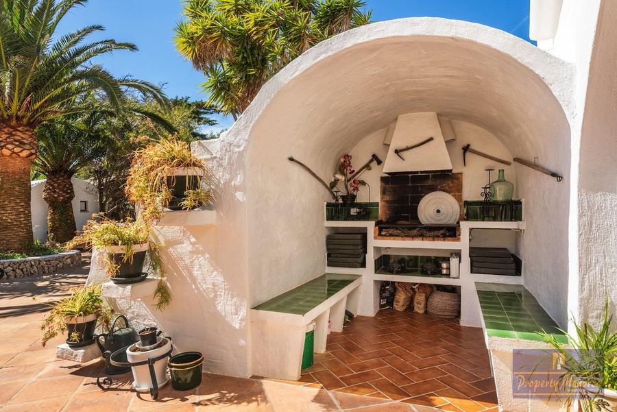 Es Castell 12 Bedroom Villa
