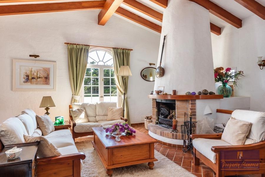 12 Bedroom Es Castell Villa