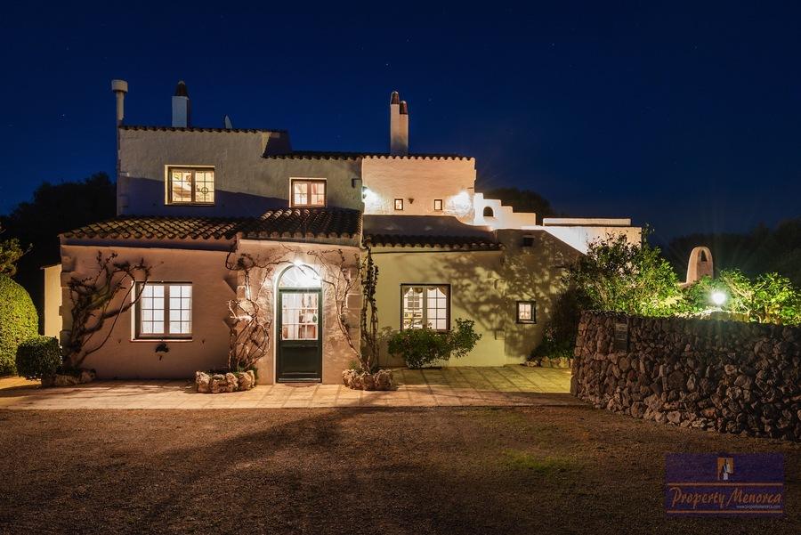 1948: Villa for sale in Es Castell