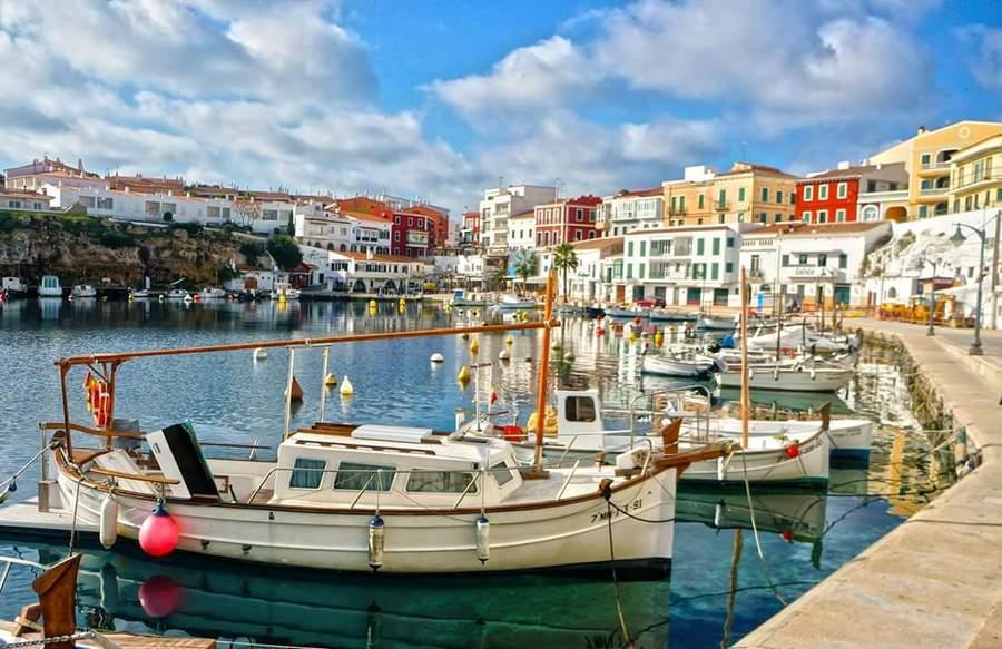 Apartment Santa Ana Menorca