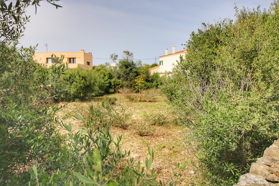 Trebaluger Menorca Land 120000 €