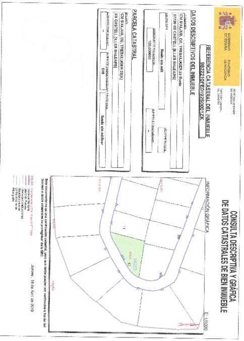 For sale Land Trebaluger