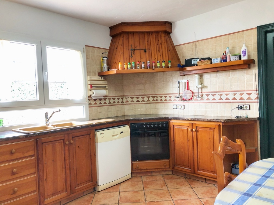 For sale Fornells Villa