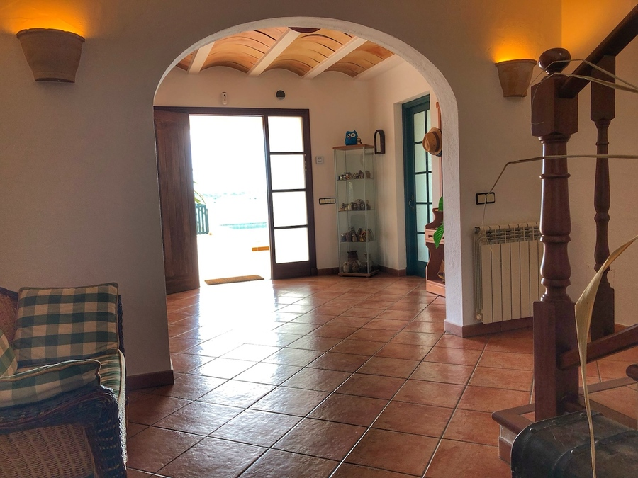 4 Bedroom Fornells Villa
