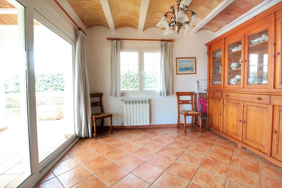 Villa Fornells 4 Bedroom
