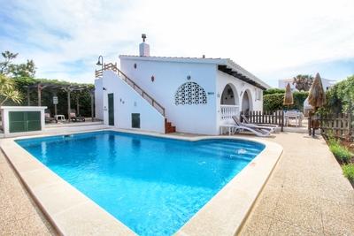 1972: Villa in Binibeca