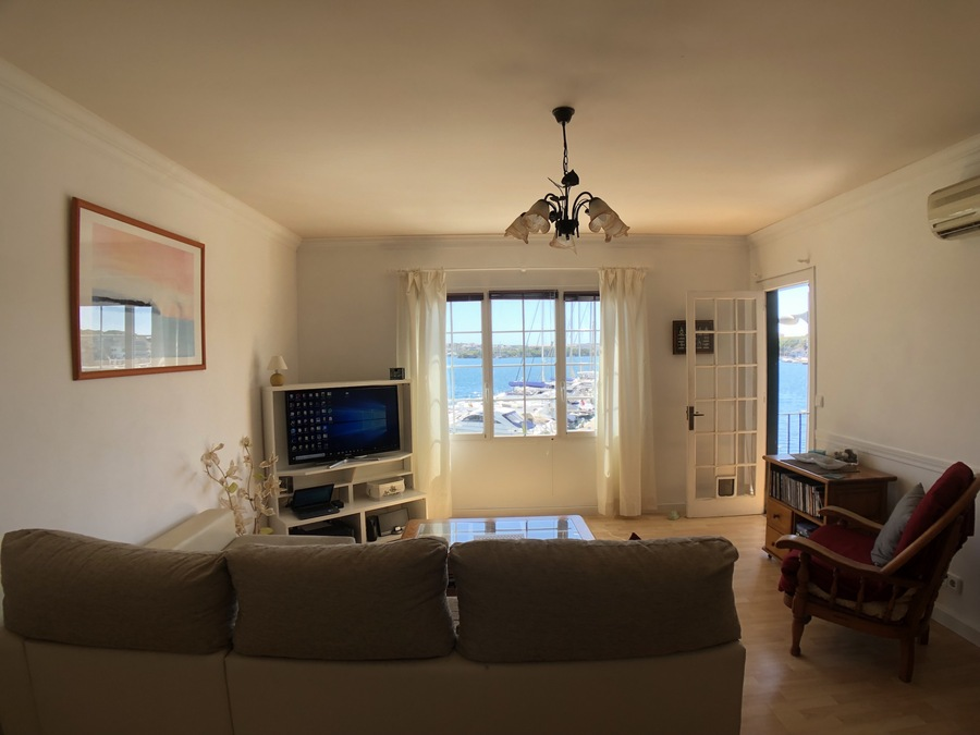 3 Bedroom Port of Mahon Apartment