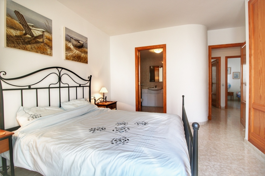 4 Bedroom Es Castell Apartment