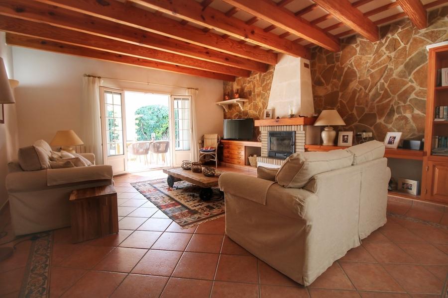 Villa Trebaluger 4 Bedroom