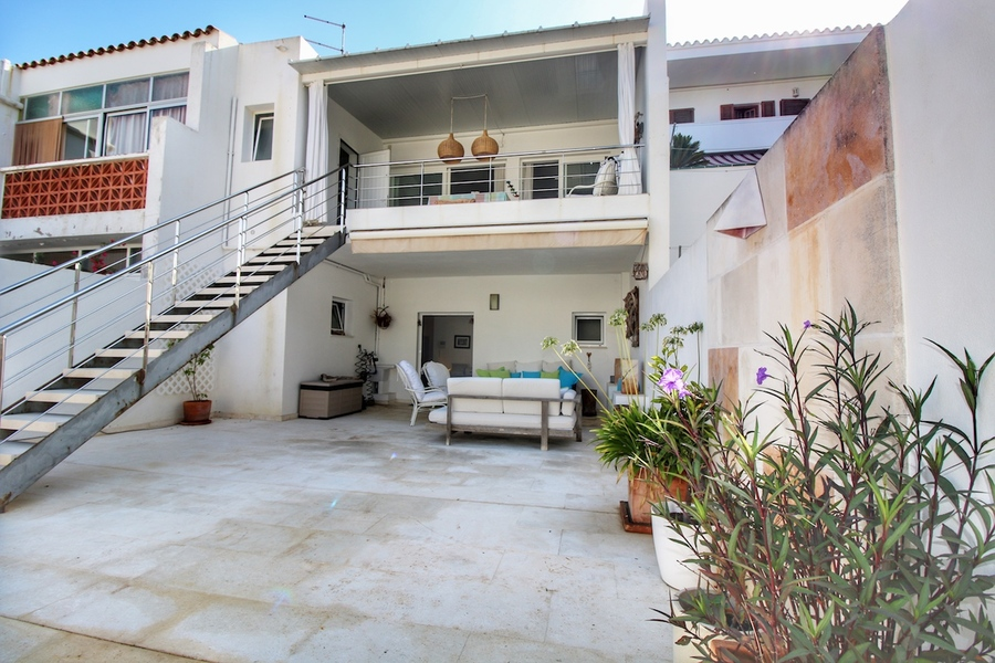 Sant Lluis 4 Bedroom Town House