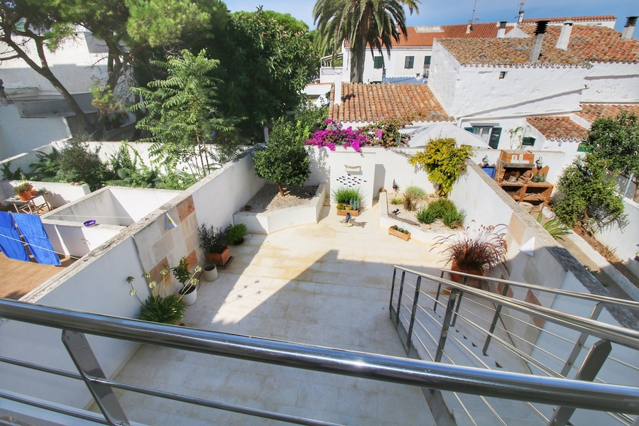 4 Bedroom Sant Lluis Town House