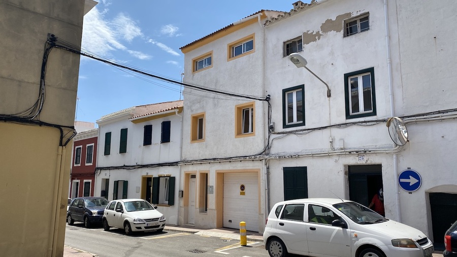 Es Castell Town House For sale 295000 €
