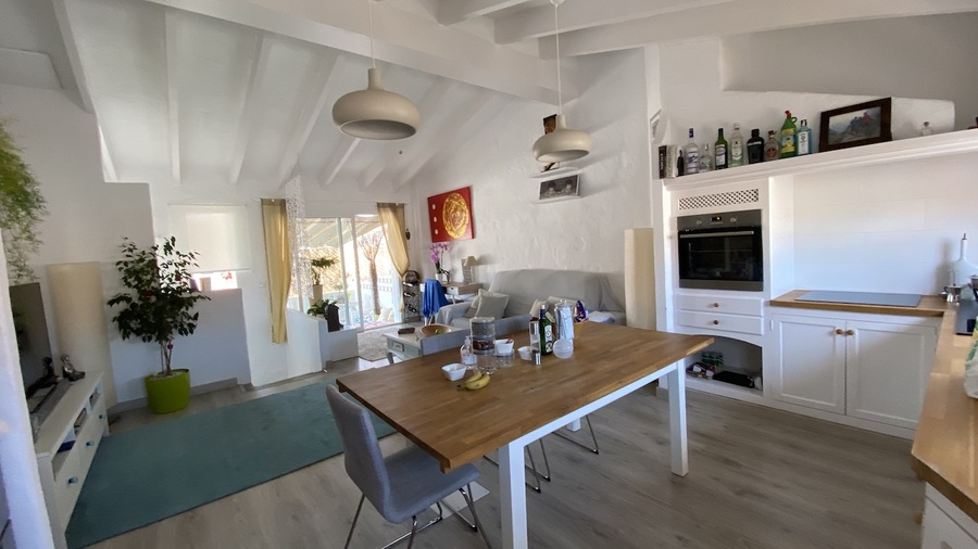 4 Bedroom Es Castell Town House