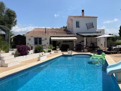 2014: Villa in Binixica