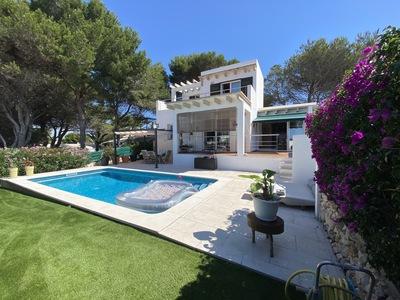 2017: Villa in Binibeca