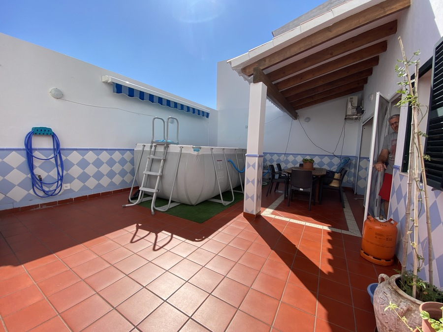 Town House Es Castell 4 Bedroom