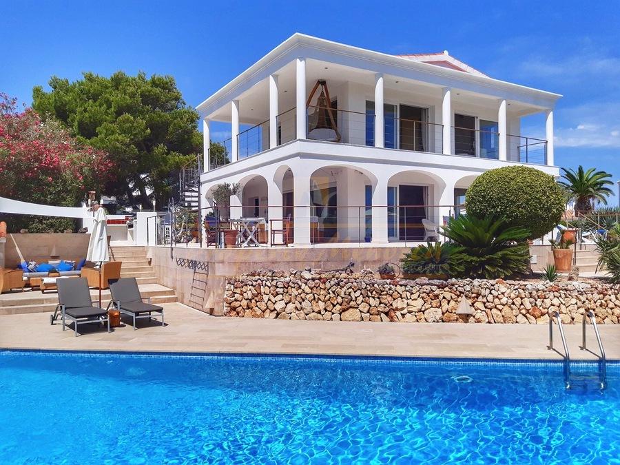 Villa For sale Port D Addaya Sea view