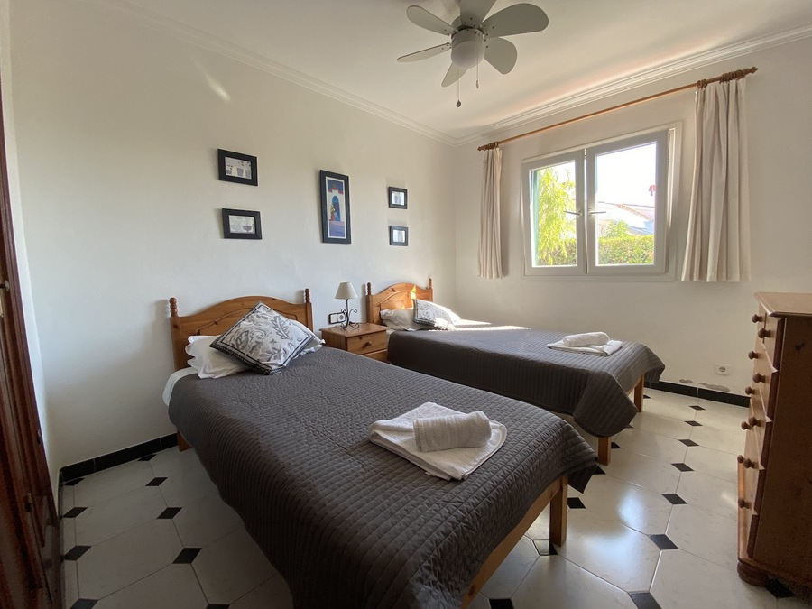 Cala N Porter Villa For sale 350000 €